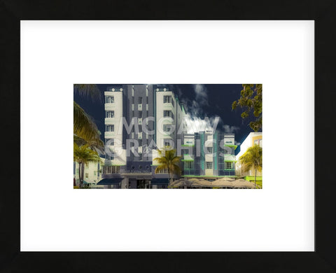 Park Central II (Framed) -  Richard James - McGaw Graphics
