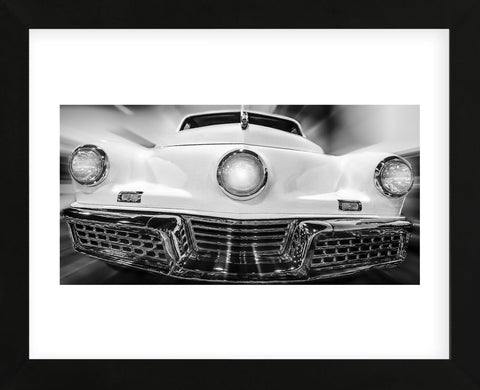 The Tucker (Framed) -  Richard James - McGaw Graphics