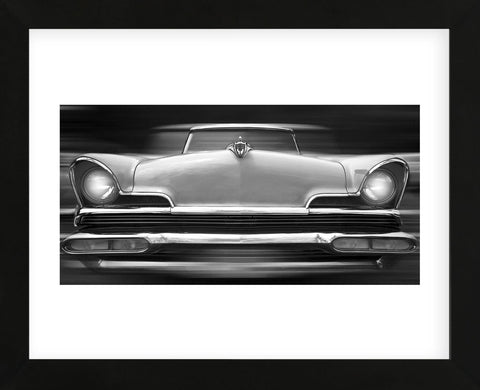 Lincoln Continental (Framed) -  Richard James - McGaw Graphics