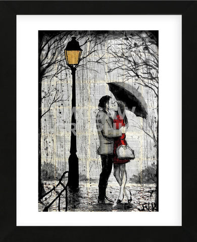 Lamp (Framed) -  Loui Jover - McGaw Graphics