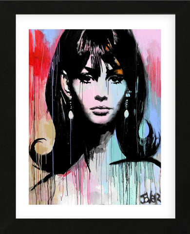 Carnaby (Framed) -  Loui Jover - McGaw Graphics