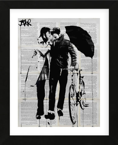 Wild Hearts (Framed) -  Loui Jover - McGaw Graphics