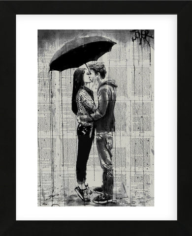 Young Hearts (Framed) -  Loui Jover - McGaw Graphics