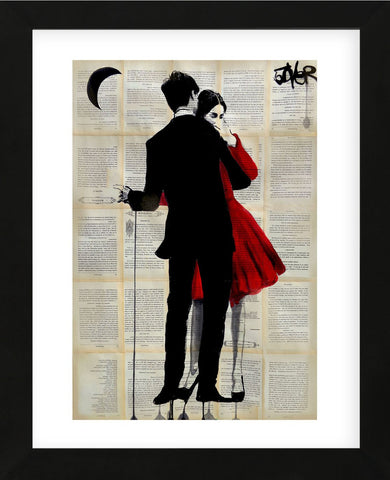 True Romance (Framed) -  Loui Jover - McGaw Graphics