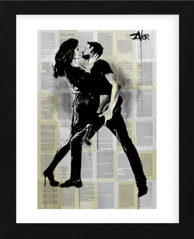 Night Moves (Framed) -  Loui Jover - McGaw Graphics
