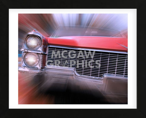 Classic Red (Framed) -  Richard James - McGaw Graphics