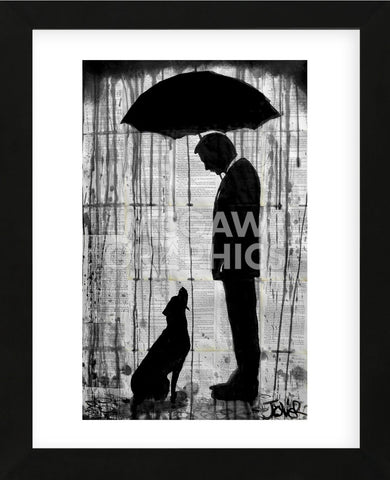 Old Friend (Framed) -  Loui Jover - McGaw Graphics