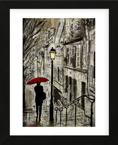 The Walk Home (Framed) -  Loui Jover - McGaw Graphics