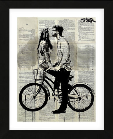 Together (Framed) -  Loui Jover - McGaw Graphics