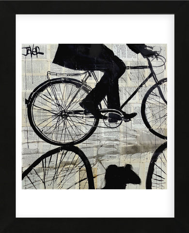 Ride (Framed) -  Loui Jover - McGaw Graphics