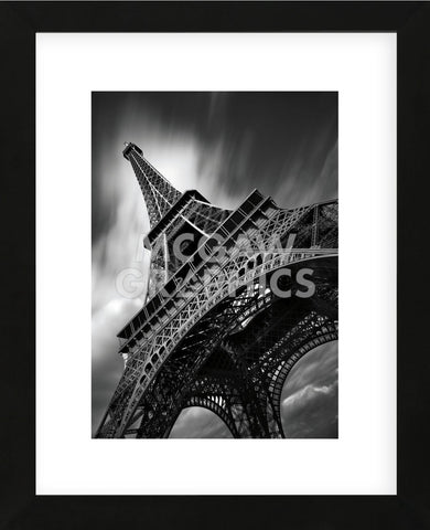 Eiffel Tower Study 2, 2011 (Framed) -  Moises Levy - McGaw Graphics