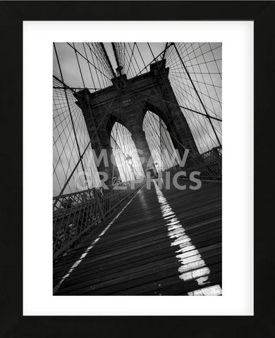 Moises Levy - Brooklyn Bridge 1, 2010