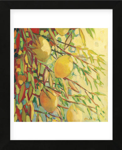 Four Lemons (Framed) -  Jennifer Lommers - McGaw Graphics