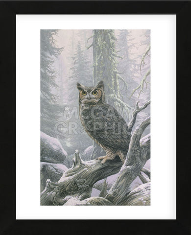Sounds of Silence (Framed) -  Stephen Lyman - McGaw Graphics