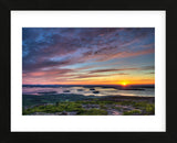 Acadia Sunrise (Framed) -  Robert Lott - McGaw Graphics