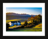 Granogue Barn (Framed) -  Robert Lott - McGaw Graphics