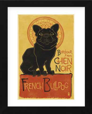 Lantern Press - French Bulldog