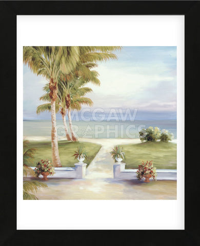 Path to the Beach  (Framed) -  Marc Lucien - McGaw Graphics
