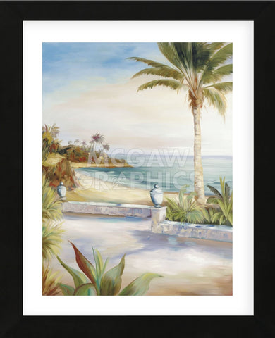 Beach Villa  (Framed) -  Marc Lucien - McGaw Graphics