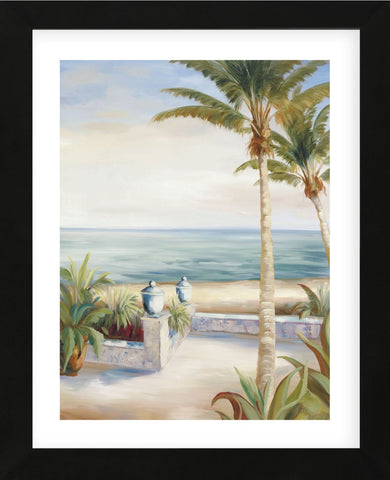 Coastal View  (Framed) -  Marc Lucien - McGaw Graphics