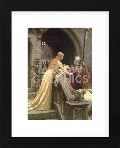 Edmund Leighton - God Speed