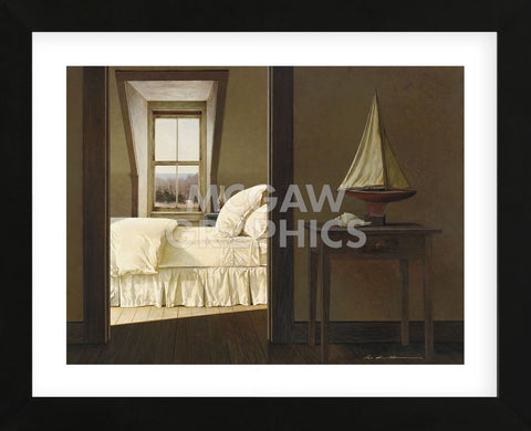 Guest Room (Framed) -  Zhen-Huan Lu - McGaw Graphics