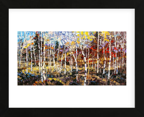 Colors (Framed) -  Robert Moore - McGaw Graphics