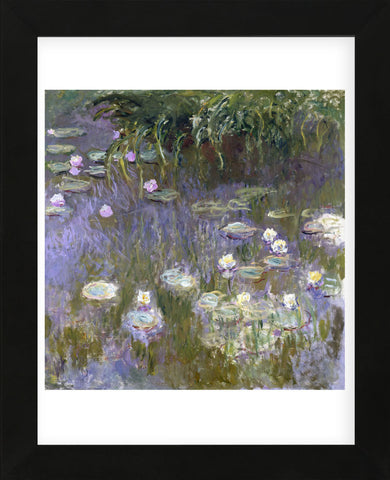 Water Lilies, 1922 (Framed)