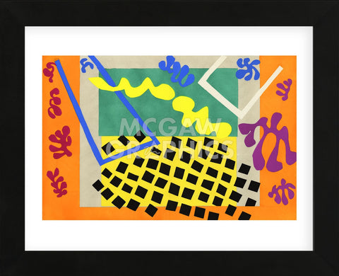 The Codomas, 1947 (Framed) -  Henri Matisse - McGaw Graphics
