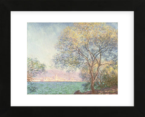 Morning at Antibes, 1888 (Framed) -  Claude Monet - McGaw Graphics