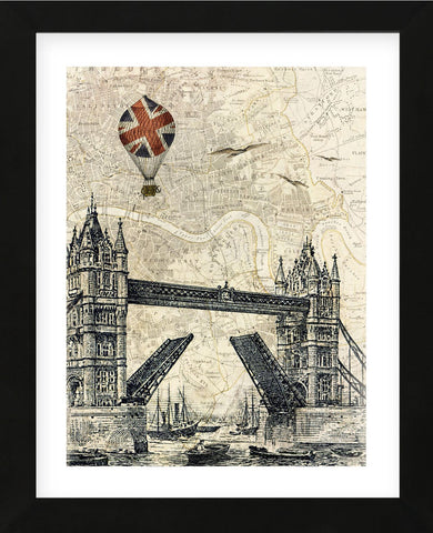 Marion McConaghie - Tower Bridge Balloon