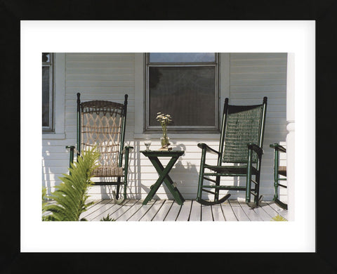 Front Porch (Framed) -  Orah Moore - McGaw Graphics