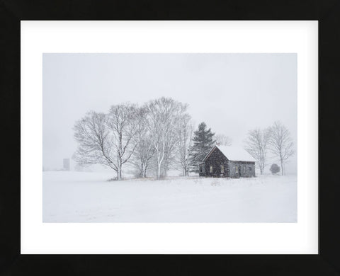 One-Time Homestead (Framed) -  Orah Moore - McGaw Graphics