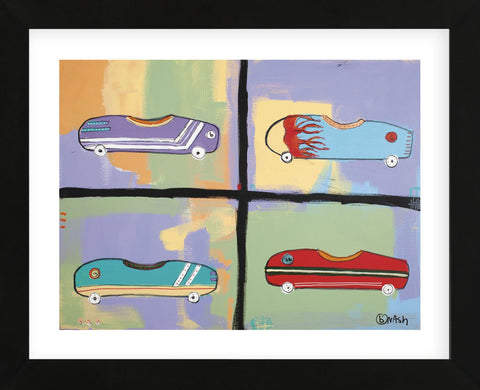 Soap Box (Framed) -  Brian Nash - McGaw Graphics