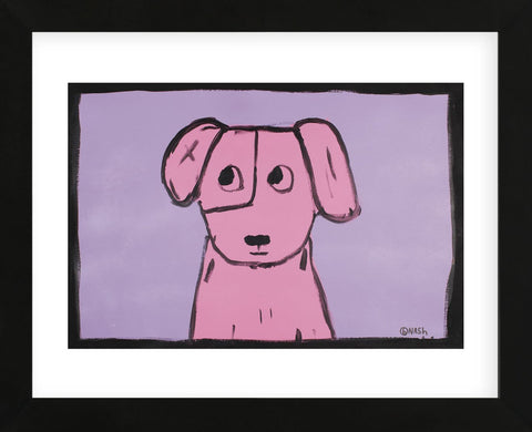 Big Dog (Framed) -  Brian Nash - McGaw Graphics