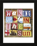 Waking Up In The Sun (Framed) -  Norfolk Boy - McGaw Graphics