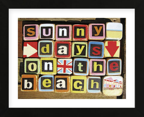 Sunny Days (Framed) -  Norfolk Boy - McGaw Graphics