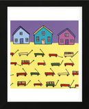 Wagons (Framed) -  Brian Nash - McGaw Graphics