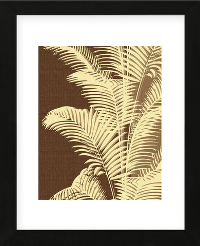 Ivory Palm  (Framed) -  Mali Nave - McGaw Graphics