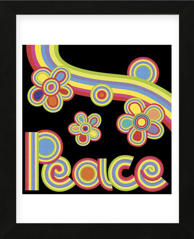 Peace Garden   (Framed) -  Mali Nave - McGaw Graphics