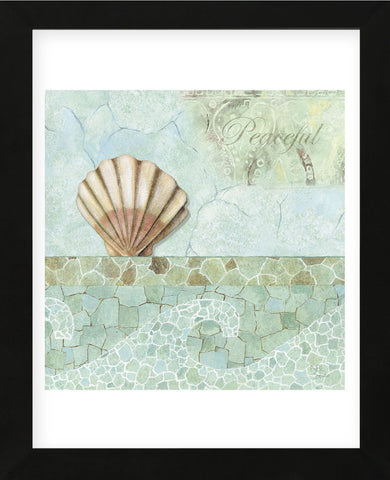Spa Shells III (Framed) -  NBL Studio - McGaw Graphics