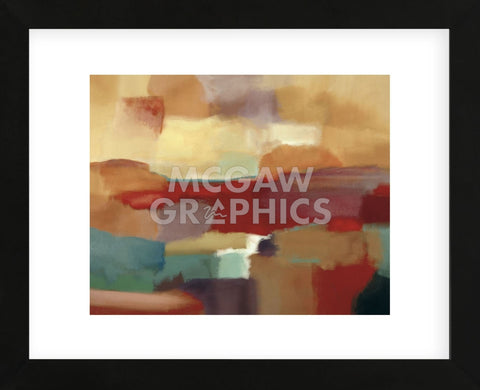 New Mexico Music  (Framed) -  Nancy Ortenstone - McGaw Graphics
