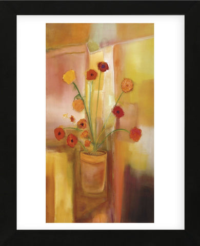 Comfort of Flowers (Framed) -  Nancy Ortenstone - McGaw Graphics