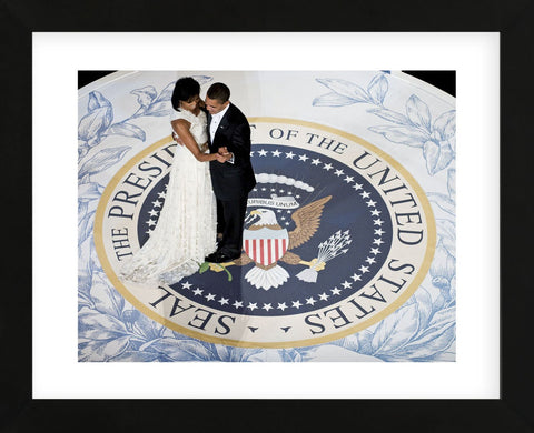 Celebrity Photography - President Obama and The First Lady