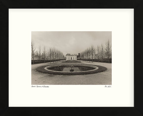 French Pavilion at Versailles  (Framed) -  Christian Peacock - McGaw Graphics