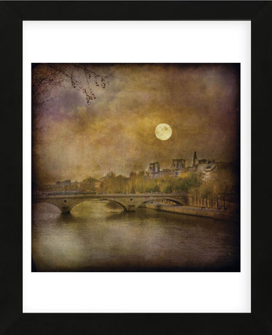 Pont Louis Phillipe (Framed) -  Dawne Polis - McGaw Graphics
