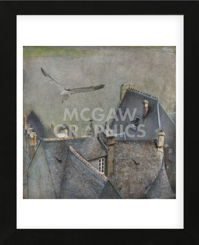 Mont St. Michel (Framed) -  Dawne Polis - McGaw Graphics