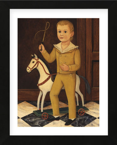 Diane Ulmer Pedersen - Boy with Horse