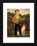 Diane Ulmer Pedersen - Boy with Dog