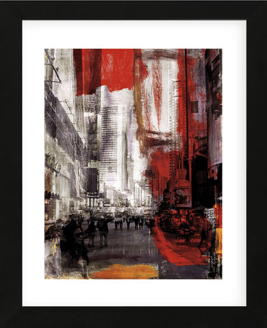 New York Color XXIX (Framed) -  Sven Pfrommer - McGaw Graphics
